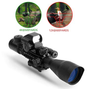 hunting rifle scope