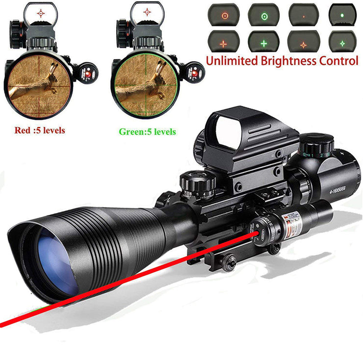 cvlife tacticle rifel scope