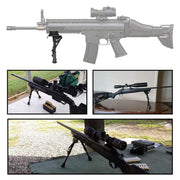 tactile rifle bipod