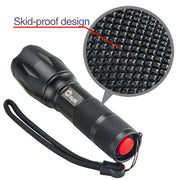 skid proof design torch
