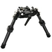 CVLIFE Heavy Duty 8.5-12'' Latest Carbon Fiber Bipod with QD Adapter