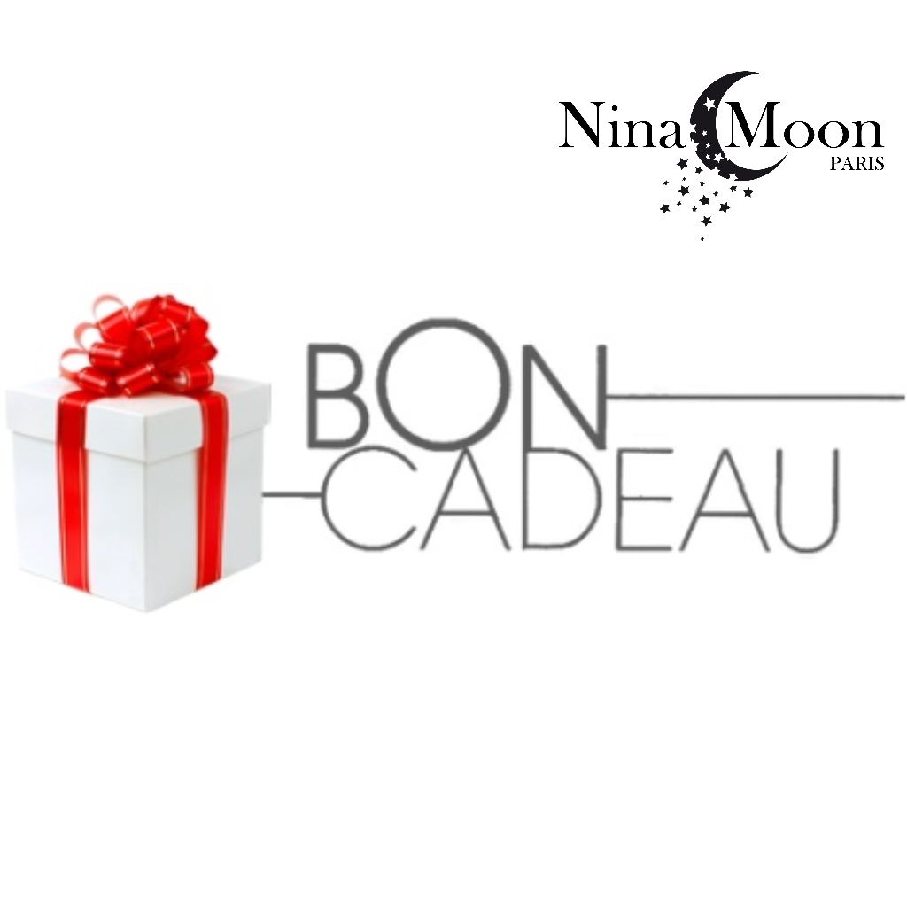 Carte cadeau Nina Moon Paris