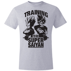 Are you Saiyan gym?
