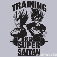 Load image into Gallery viewer, Are you Saiyan gym?