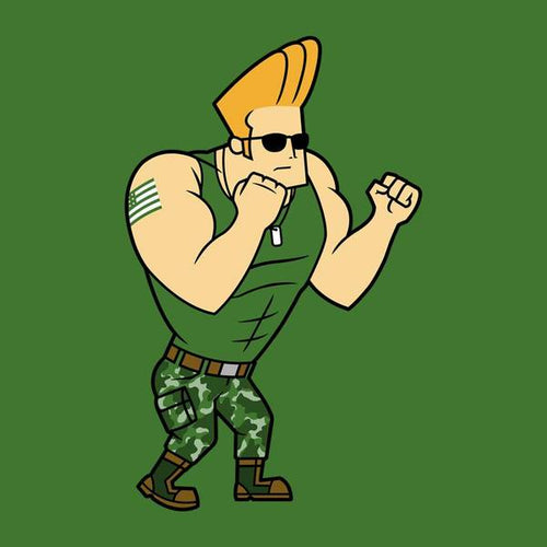 Johnny Guile