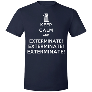 Keep Calm and Exterminate