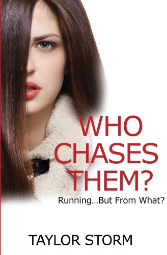 Who Chases Them?: Running…But From What? (Who--? Series Book 5)