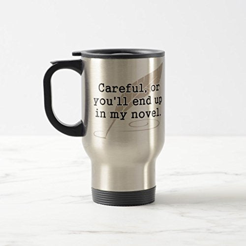 Stainless Steel Travel/Commuter Mug
