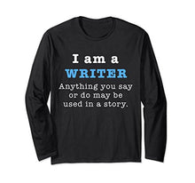 Load image into Gallery viewer, Unisex Writer Shirt