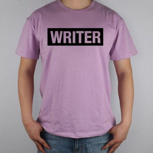 Castle Writer T-Shirt