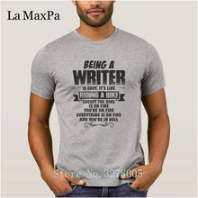 Load image into Gallery viewer, A Writer's T-Shirt