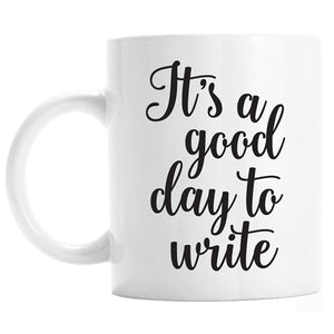 Mug for Writer Novelty