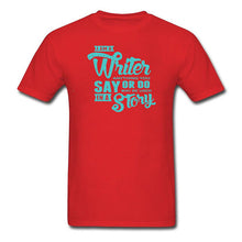 Load image into Gallery viewer, I Am A Writer Men Casual T-Shirt