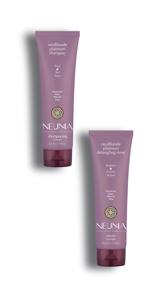NEUMA neuBlonde platinum color care collection