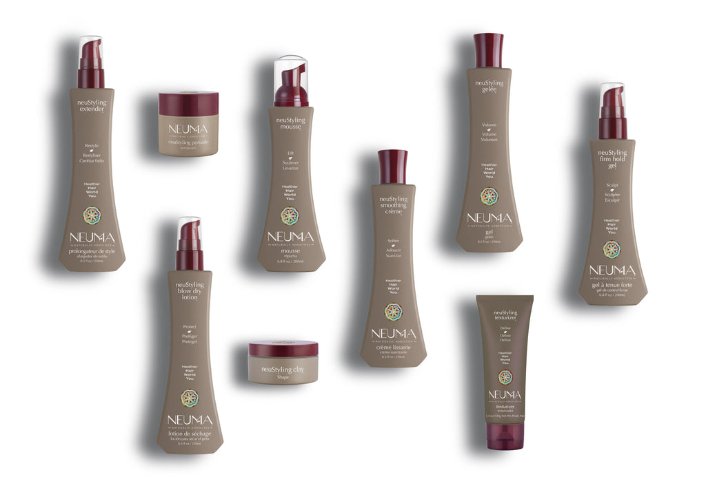 NEUMA neuStyling Hair Care Collection