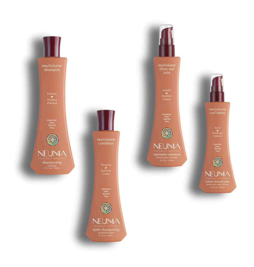 NEUMA neuVolume Hair Care Collection