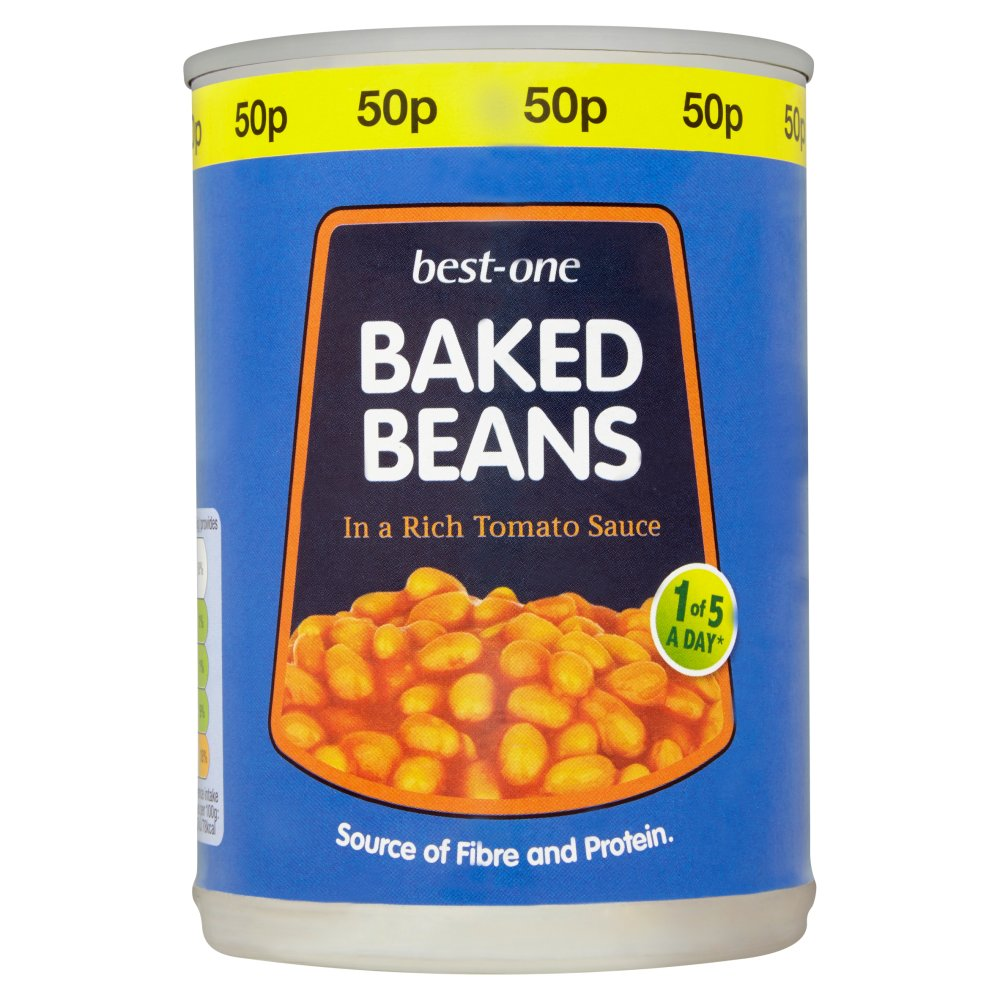 Best-One Baked Beans, 410g