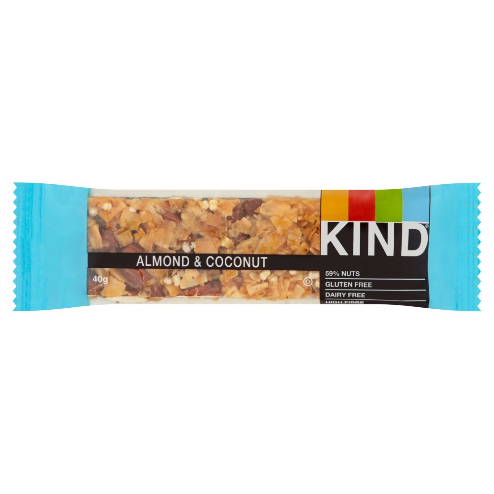 Kind Almond & Coconut, 40g (Box of 12)
