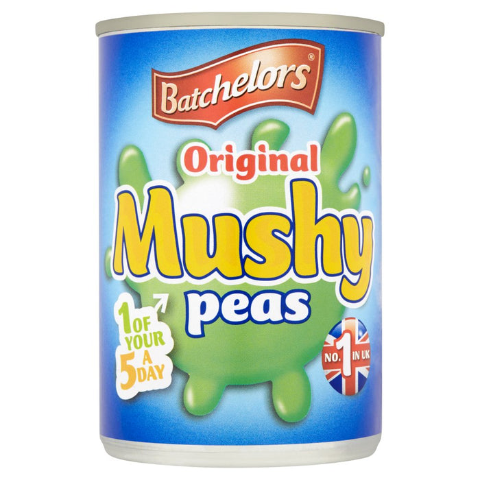 Batchelors Original Mushy Peas, 300g (Case of 12)