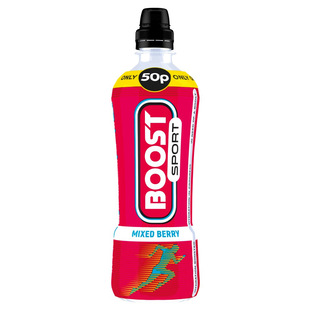 Boost Sport Berry