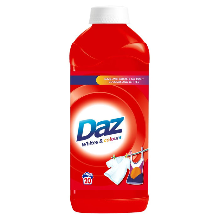 Daz Liquid Regular - 49 wash (433ml)