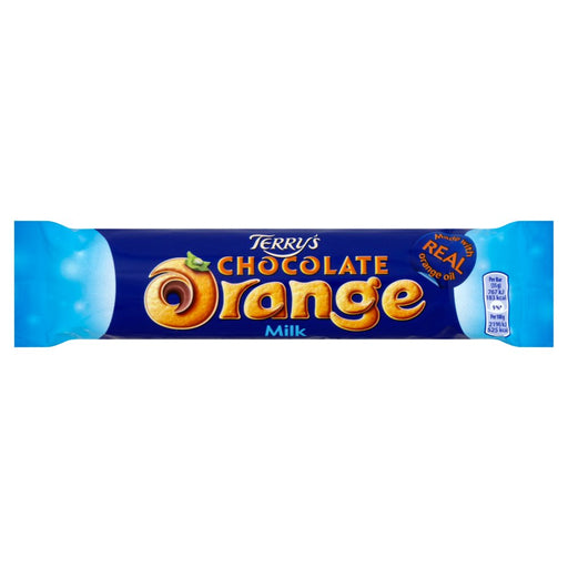 Terry's Chocolate Orange Milk Bar, 35g (Box of 30)