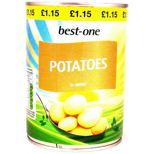 Best-One Potatoes in Water, 560g (Case of 12)