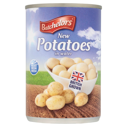 Batchors New Potatoes