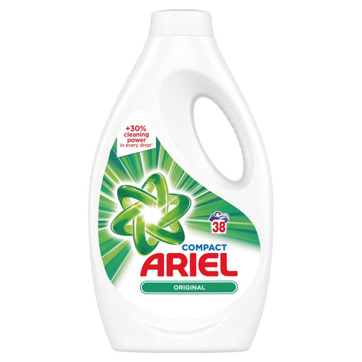 Ariel Washing Liquid Original 1.33Ltr 38 Washes