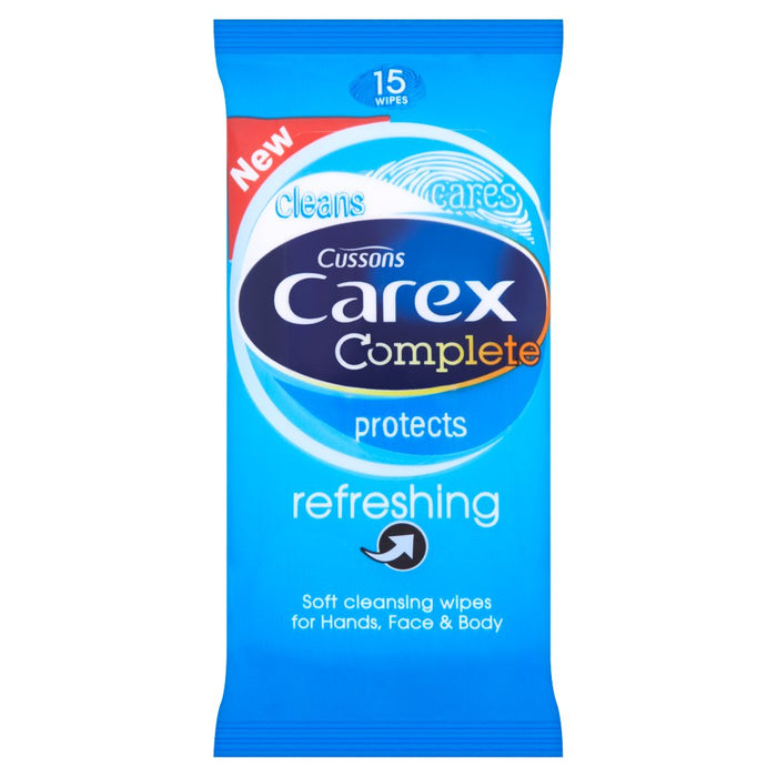 Carex Wipes