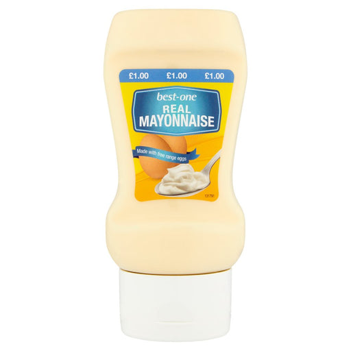 Best-One Real Mayonnaise, 250ml (Case of 8)