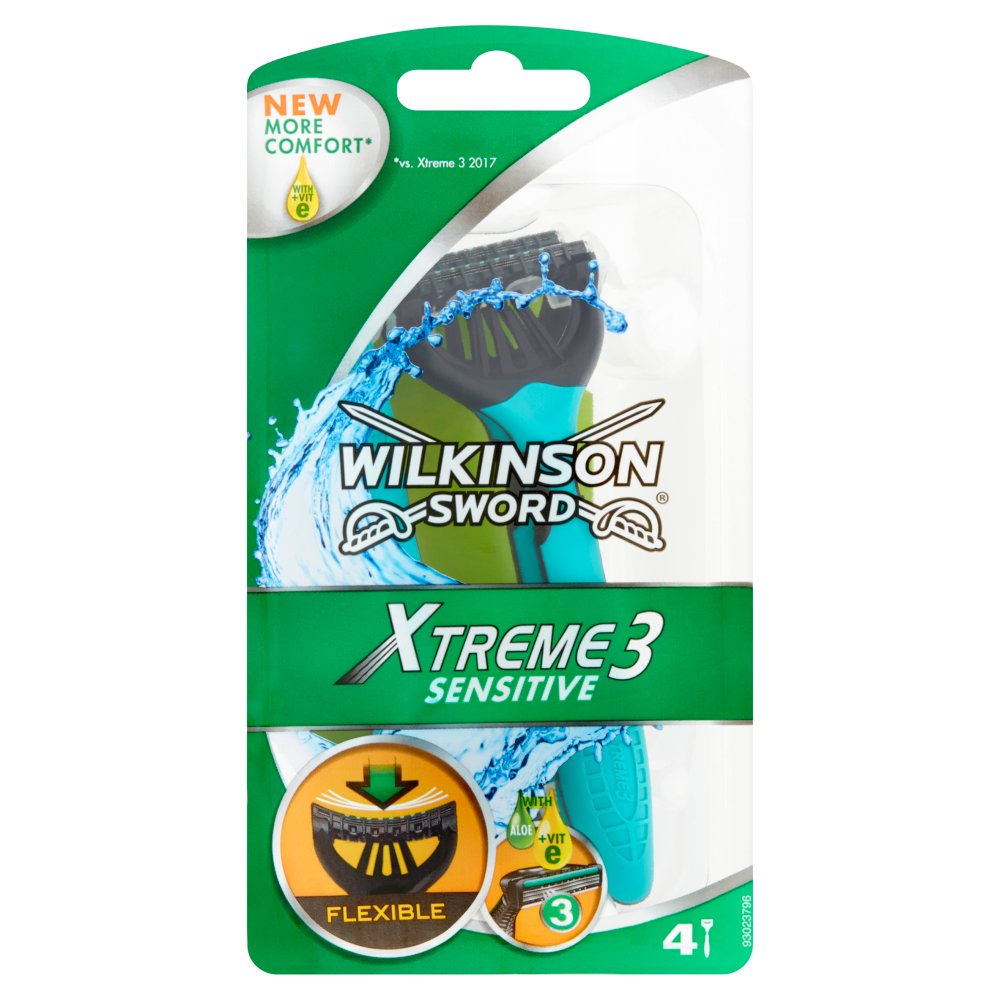 Wilkinson Sword Xtreme 3 Sensitive