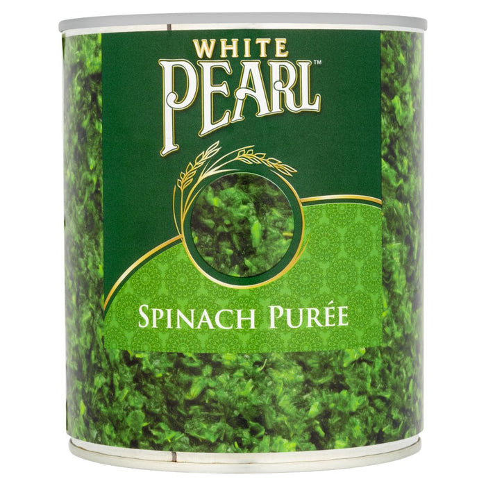 White Pearl Spinach Purée 795g