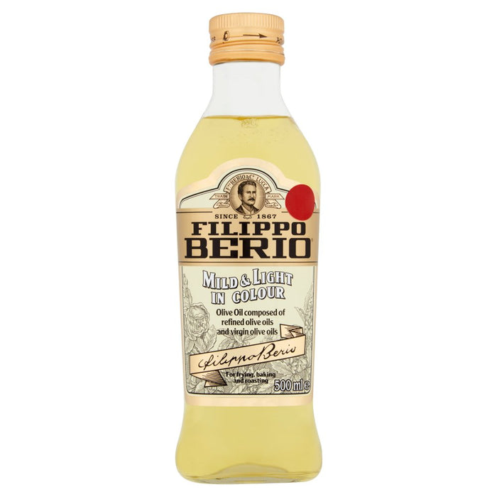 Filippo Berio Mild & Light Olive Oil
