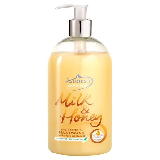 Astonish Milk & Honey Handwash