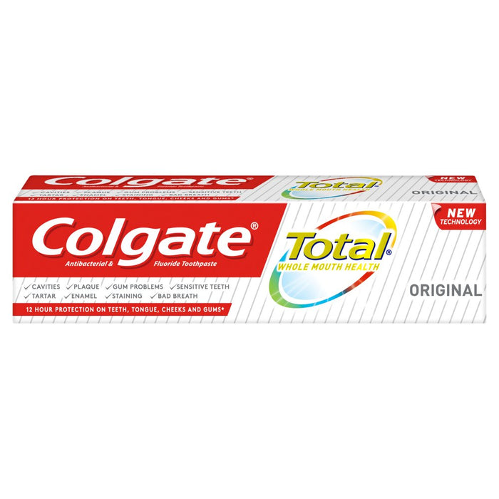 Colgate Toothpaste Total Advance