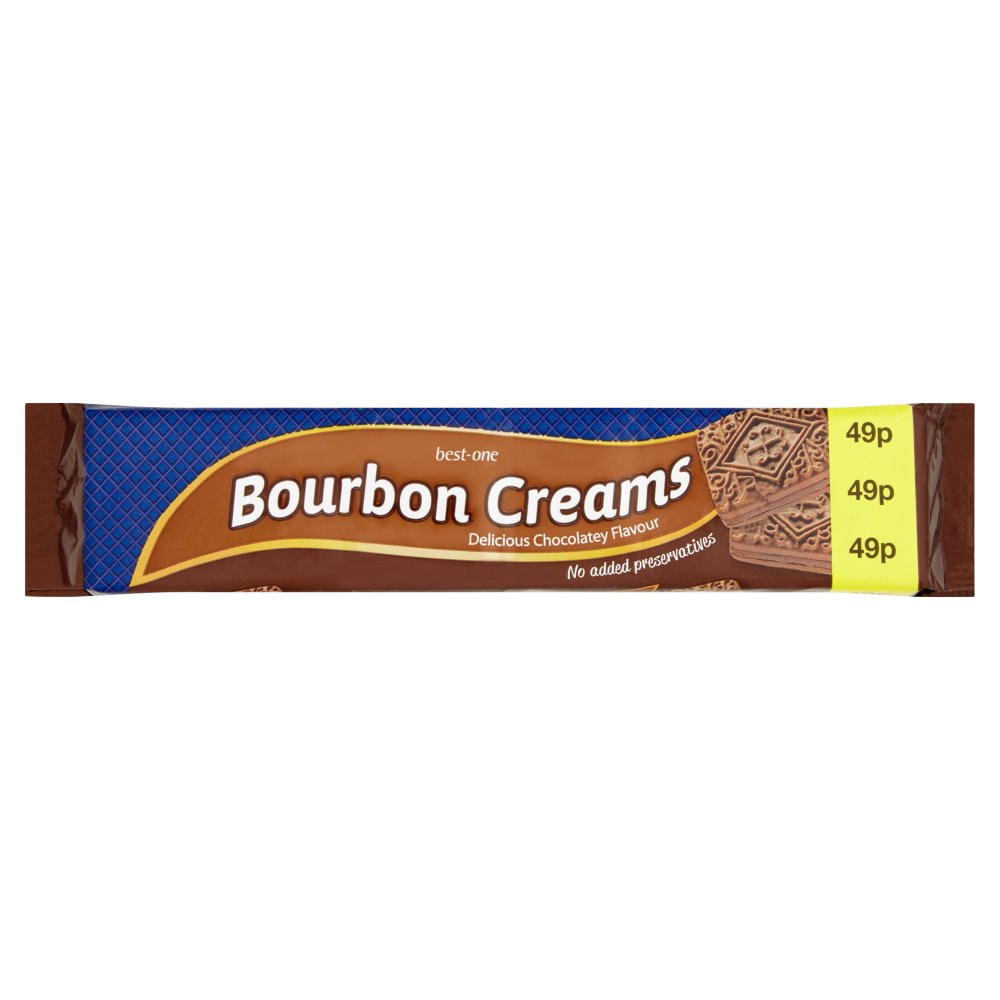 Best-One Bourbon Creams, 150g