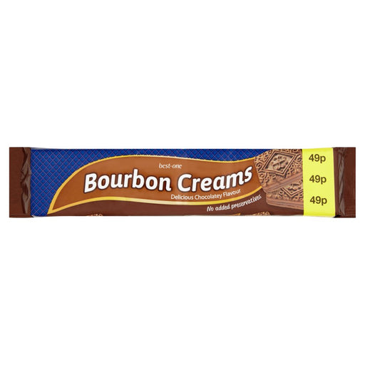 Best-One Bourbon Creams, 150g (Box of 12)