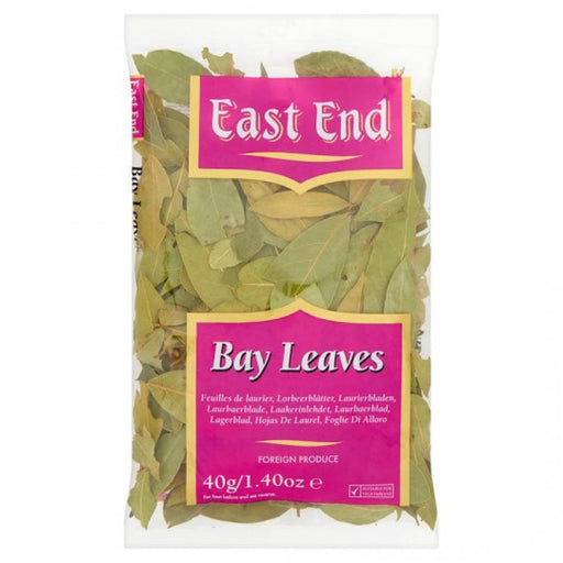 East End Bay Leaves 40g