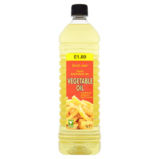 Best-One Vegetable Oil 1Ltr