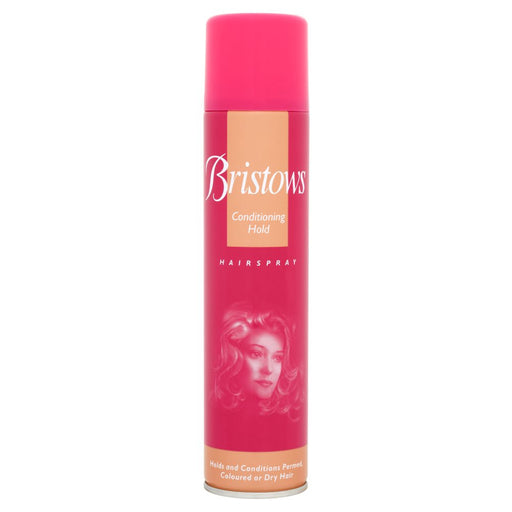 Bristows Conditioning Hold Hairspray, 300ml (Case of 6)