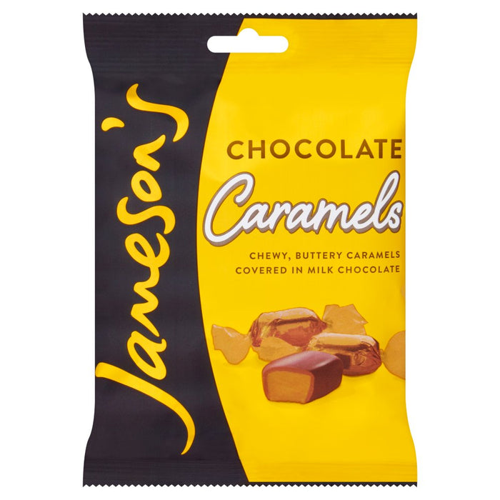Jameson's Chocolate Caramels 135g