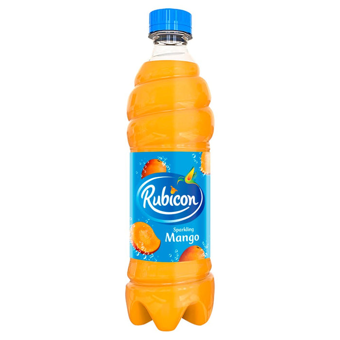 Rubicon Sparkling Mango Juice, 500ml (Case of 12)