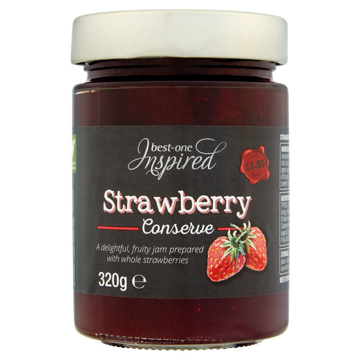 Inspired Conserve Strawberry