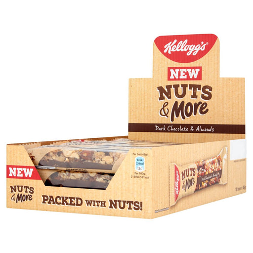 Kelloggs Nut & Choc Nd Bar