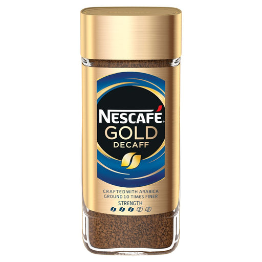 Nescafe Gold Decaff Instant Coffee, 100g