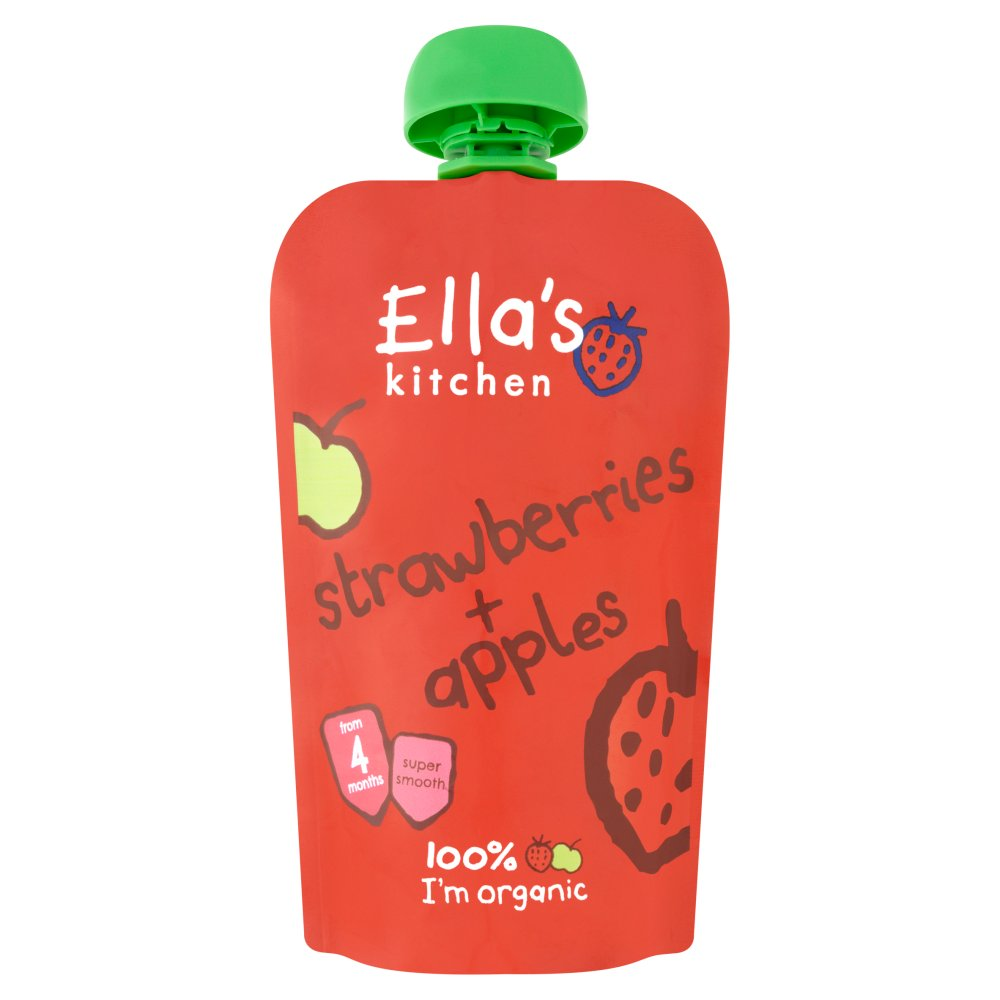 Ellas Strawberry & Apple