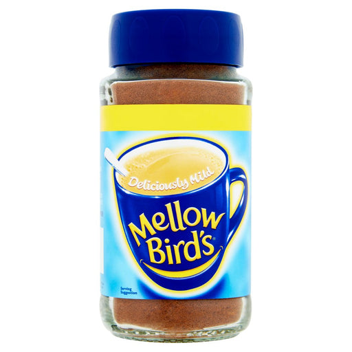 Mellow Bird's Instant Coffee Powder, 100g