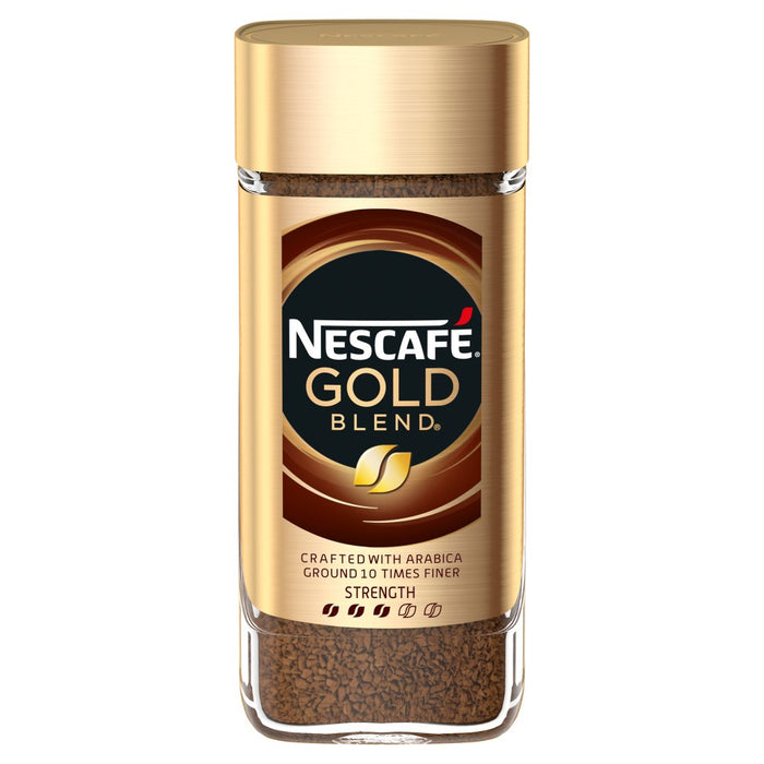 Nescafe Gold Blend Black Instant Coffee