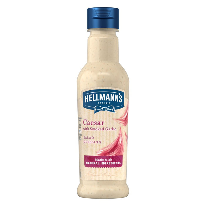 hellmann's caesar dressing with smoked garlic